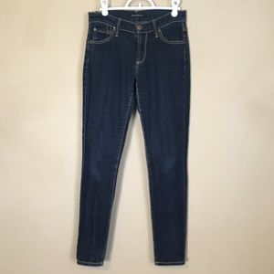 James Jeans Twiggy China Doll Stretch Denim 26